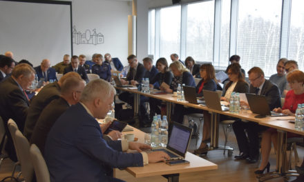 Lutowa sesja Rady Miasta
