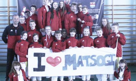 Udany start Matsogi w Nowym Dworze Mazowieckim
