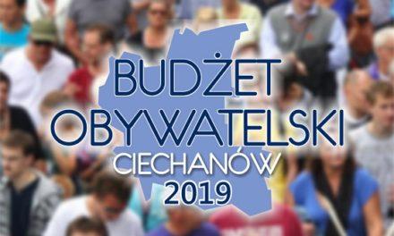 Ciechanów: Budżet Obywatelski 2 lipca ruszyło głosowanie