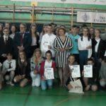 Dziesiąta edycja   I Miejskiego Konkursu Wiedzy z Języka Angielskiego