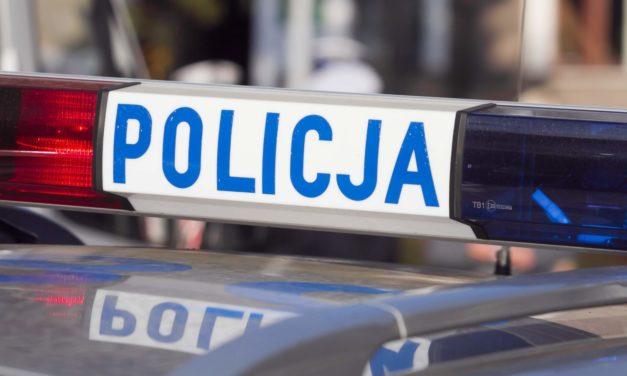 Wypadek w Soboklęszczu.     9-latek trafił do szpitala