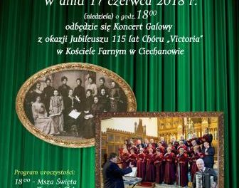 """115 lat Chóru """"VICTORIA"""""""