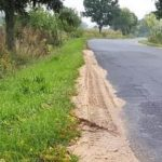 Nużewko: Potrącenie pieszej. 69-latka z obrażeniami trafiała do szpitala