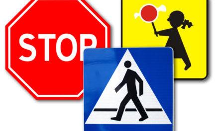 Powiat Ciechanowski: 58 kontroli i 57 nieprawidłowości – wynik przeglądu dróg w rejonie szkół