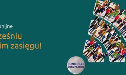 Wrześniowe konkursy o unijne dofinansowanie na Mazowszu