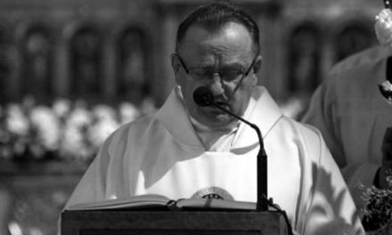 Zmarł ks. Jan Fabisiak