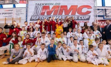 XII Międzynarodowy Turniej Taekwon-do  Masters Mazovia  Cup 2018