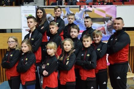 Puchar Polski- Baltic Cup w Taekwondo Olimpijskim