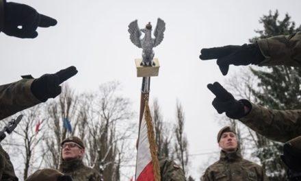 Dzisiaj kolejna przysięga Terytorialsów w Ciechanowie
