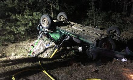 Areszt dla sprawcy wypadku w Koźniewie – Łysaki