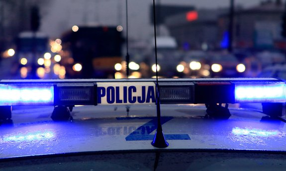 Gmina Sońsk: Pijany i bez prawa jazdy uciekał przed policją