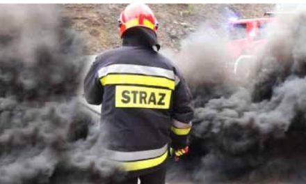 Kolejny pożar w gminie Sońsk?