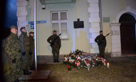 Ciechanów: Upamiętnili Żołnierzy Wyklętych