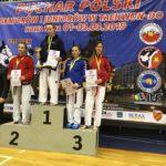 Ciechanowscy zawodnicy na podium w  Pucharze Polski  Taekwon-Do ITF