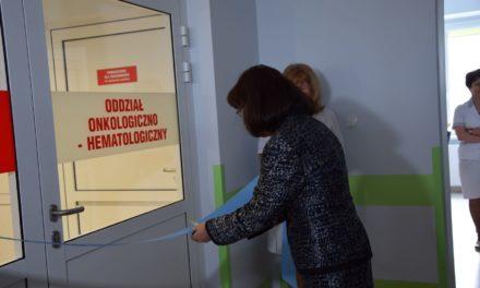 Dobre zmiany w ciechanowskim szpitalu (zdjęcia)