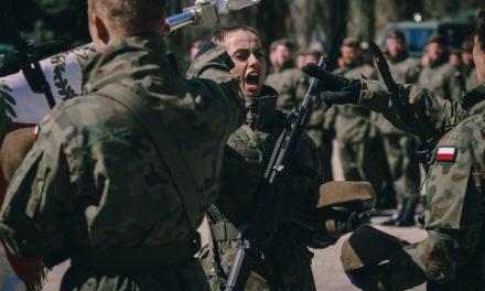 130 nowych Terytorialsów złożyło przysięgę w Ciechanowie