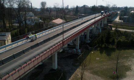 Ciechanów:  Uwaga kierowcy! Dziś ruszają prace na drugim pasie ruchu   na wiadukcie w ciągu ul. Płockiej