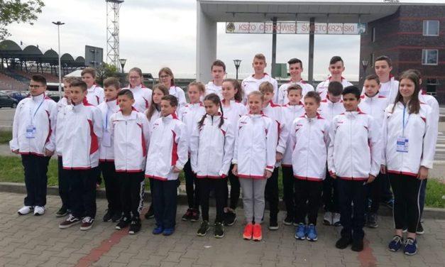 Mistrzostwa Polski Juniorów Młodszych w Taekwondo olimpijskim