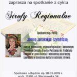 Strofy Regionalne z Janiną Janakakos- Szymańską
