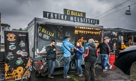 Food Trucki znów opanują ciechanowskie błonia