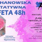 Jutro startuje III Ciechanowska Sztafeta Charytatywna 48 h
