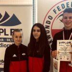 Maciej Stryjek Mistrzem Polski Juniorów w Taekwondo Olimpijskim