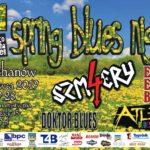 W sobotę XXI Spring Blues Night