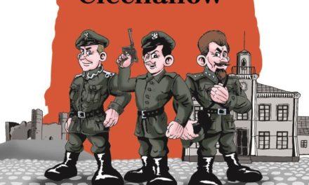 """Już jest komiks """"1918 Ciechanów"""""""