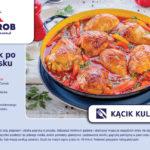 Kurczak po węgiersku