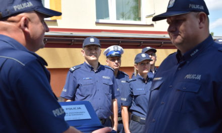 Posterunek Policji w Ojrzeniu: Trzynasty na Mazowszu, pierwszy w Powiecie Ciechanowskim