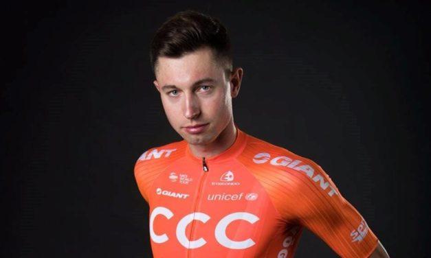 Ciechanowianin wystartuje w Tour de France