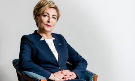 Chcę zrobić więcej  – rozmowa z Poseł RP  Anną Cicholską
