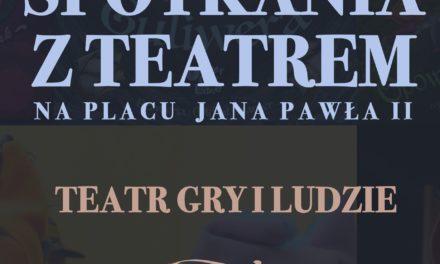 """W piątek ruszają """"Spotkania z teatrem"""" przed ratuszem"""