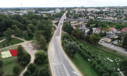 Ciechanów:Od jutra od godz. 15.00 całkowicie dostępny będzie wiadukt w ul. Płockiej