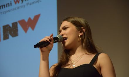 Alicja Szemplińska w The Voice of Poland