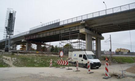 Ciechanów: Nocne prace na wiadukcie  w ul. Płockiej. Mieszkańcy proszeni o wyrozumiałość