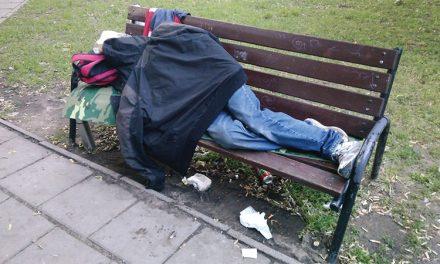Zbliża się trudny czas dla osób bezdomnych