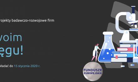 Fundusze europejskie na projekty badawczo-rozwojowe przedsiębiorstw