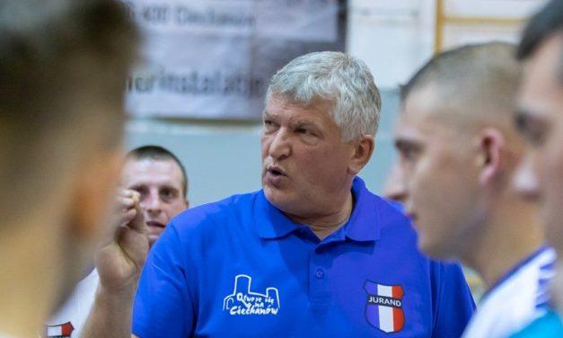 Jurand zagra w Elblągu o trzecie zwycięstwo z rzędu