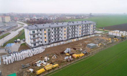 Ciechanów: TBS wybuduje kolejne 100 mieszkań