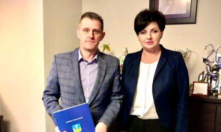 Ciechanów: Robert Morawski nowym dyrektorem Powiatowego Urzędu Pracy