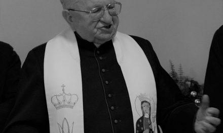 W czwartek pogrzeb śp.Ks. inf. Ludomira Kokosińskiego