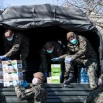 6 ton żywności trafiło do mieszkańców powiatu przasnyskiego