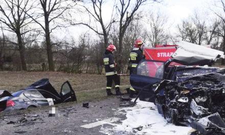 """Tragedia krajowej """"siódemce"""". Zginął 77-letni kierowca"""