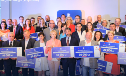 1 mln zł od Grupy Cedrob na wsparcie rozwoju