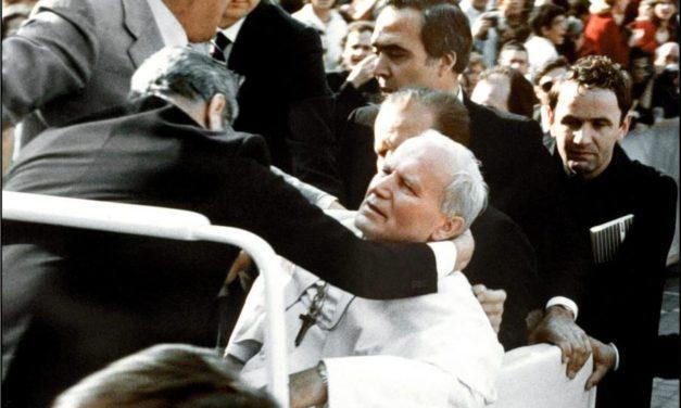 37. rocznica zamachu na Jana Pawła II