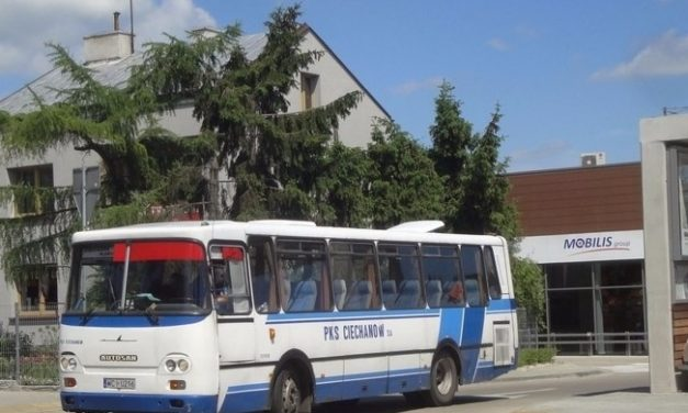 Północne Mazowsze bez transportu publicznego?