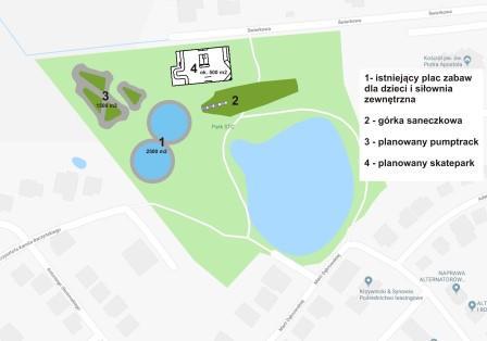 W Ciechanowie powstanie skatepark i pumptrack