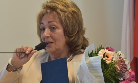 Janina Janakakos -Szymańska nową przewodniczącą Ciechanowskiej Rady Seniorów