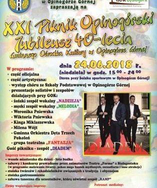 XXI Piknik Opinogórski